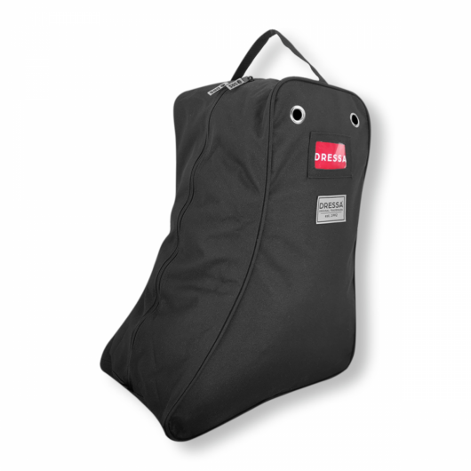Dressa csizmatartó táska - fekete | Egy méretes