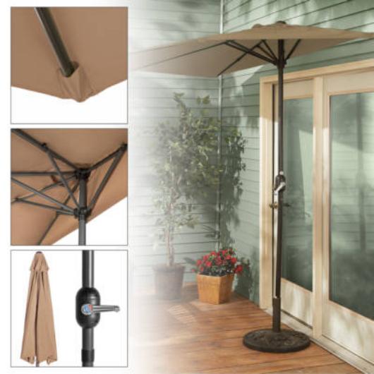 Balkon napernyő
