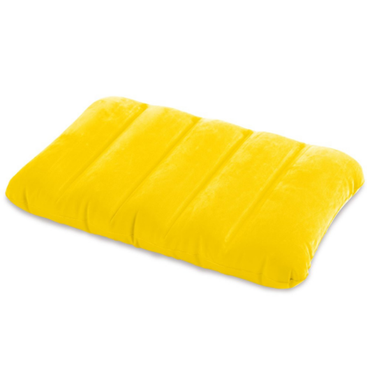 INTEX Kidz párna, sárga (68676)