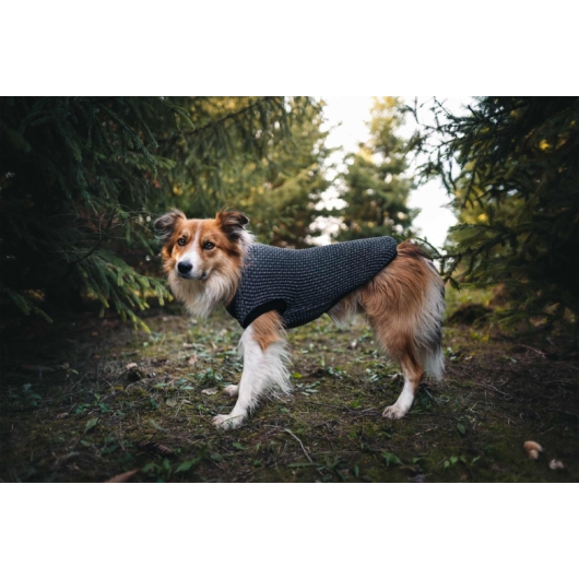 NRDOGS Kutyaruha szürke- S (30-35cm háthossz)