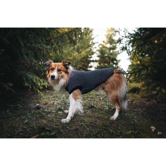 NRDOGS Kutyaruha szürke - XL (45-55cm háthossz)