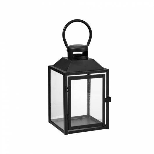 LIGHTHOUSE lámpás 33cm fekete