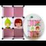 Kép 2/2 - Variálható szekrény - Figurás L
