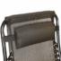 Kép 6/6 - Zéró gravitáció kerti szék ajándék pohártartóval, 2 db