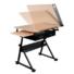 Kép 4/7 - Dönthető rajzasztal ajándék székkel