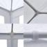 Kép 3/6 - Party sátor fehér színben 3x3 méter