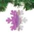 Kép 2/4 - Karácsonyi dekorálható fa 3D hópelyhek 6 db-os Baker Ross AX403