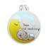 Kép 1/2 - Baba első karácsonya holdas fiú - Karácsonyfadísz