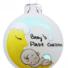 Kép 2/2 - Baby first christmas holdas fiú - Karácsonyfadísz