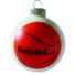 Kép 2/2 - Basketball 8cm - Karácsonyfadísz