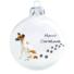 Kép 2/2 - Fox terrier porcelán