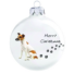 Kép 1/2 - Fox terrier porcelán
