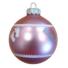 Kép 2/2 - BABY+ lábnyom 8cm - Karácsonyfadísz