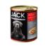 Kép 1/2 - Jack kutya konzerv ragu adult marha 800g