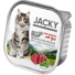 Kép 1/2 - Jacky alutálka ragu marha 100g felnőtt macskáknak