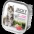 Kép 1/2 - Jacky alutálka pástétom borjú-csirke 100g felnőtt macskáknak