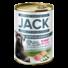 Kép 2/2 - Jack hipoallergén pástétom 400g pulykahús cukkinivel