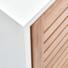 Kép 6/7 - WHITE SANDS szekrény 60x38x61.5cm